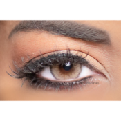 Lentilles de Contact Noisette Obsession Paris Seduction Beige - 3 Mois