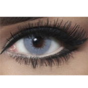 Lentilles de contact Bella Diamonds Gray Shadow - 1 Mois