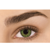 Lentilles de Contact Vertes Freshlook Colorblends Gemstone Green - 1 Mois