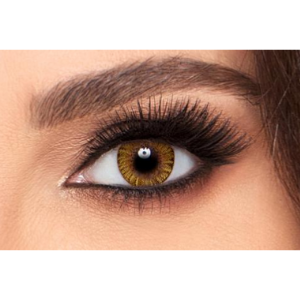 Lentilles de contact Air Optix Colors Pure Hazel - 1 mois