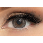 Lentilles de Contact Adore Crystal Light Grey - 3 mois
