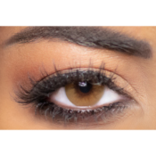Lentilles de Contact Obsession Marron Paris Sensuality Amber - 3 Mois
