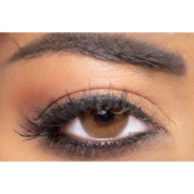 Lentilles de Contact Marron Obsession Paris Sensuality Caramel - 3 Mois