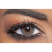 Lentilles de Contact Grises Obsession Paris Perfection Grey - 3 Mois