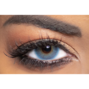 Lentilles de Contact Bleues Obsession Paris Perfection Ice - 3 Mois