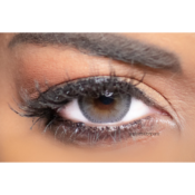 Lentilles de Contact Grises Obsession Paris Seduction Graphite - 3 Mois