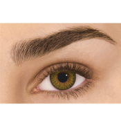 Lentilles de Contact Noisette Freshlook Colorblends Pure Hazel - 1 Mois