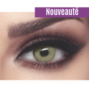 Lentilles de Contact Bella Elite Emerald Green - 3 Mois