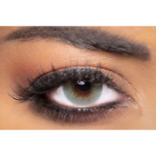 Lentilles de Contact Vertes Obsession Paris Sensuality Green - 3 Mois