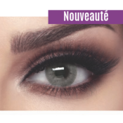 Lentilles de Contact Bella Elite Cloudy Grey - 3 Mois