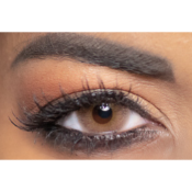 Lentilles de Contact Marron Obsession Paris Perfection Bronze - 3 Mois