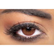 Lentilles de Contact Marron Obsession Paris Sensuality Brown 3 Mois