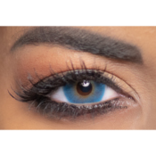 Lentilles de Contact Bleues Obsession Paris Perfection Marine - 3 Mois