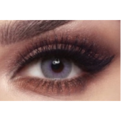 Lentilles de contact Bella Elite Lavender Gray - 3 Mois