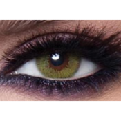 Lentilles de contact Bella Glow Lime Green - 1 Mois