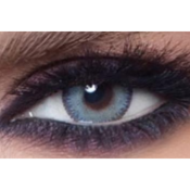 Lentilles de contact Bella Glow Navy Gray - 1 Mois