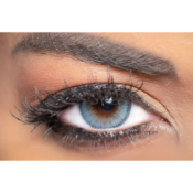 Lentilles de Contact Bleues Obsession Paris Seduction Sky - 3 Mois
